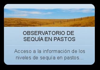 Observatorio de Sequía en Pastos