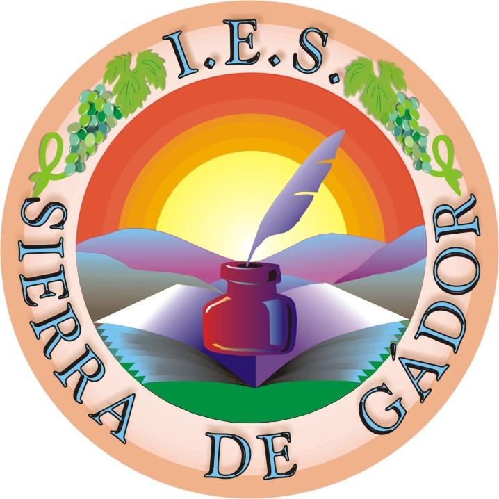Escudo del IES Sierra de Gador