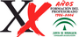 Logo XX aniversario