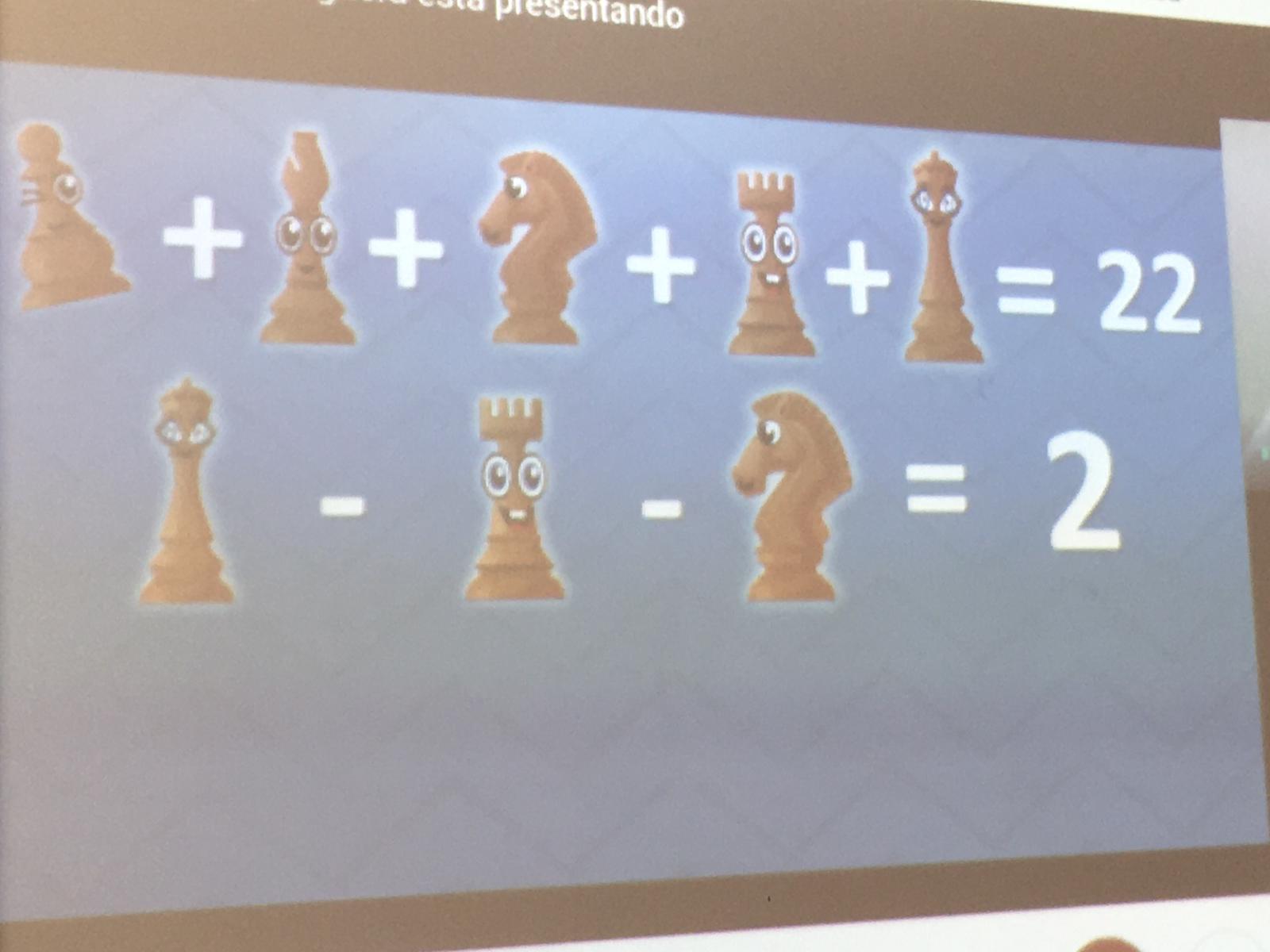 5 ajedrez