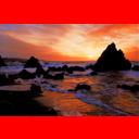 Muestra Imagen     Coastal landscape
