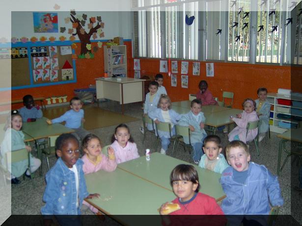 Aula infantil 2