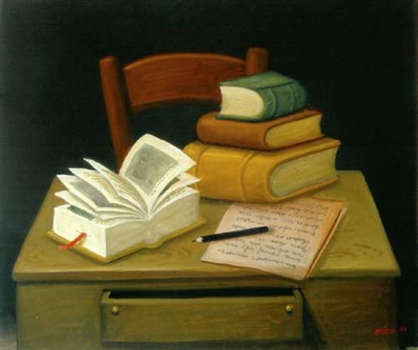 Frases de escritores sobre la literatura...