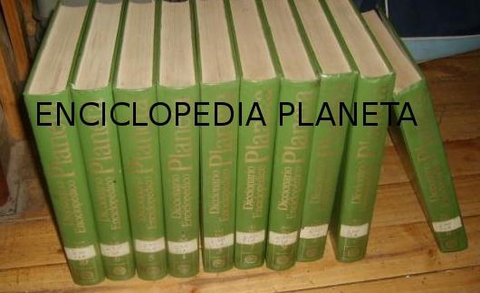 Enciclopedia planeta