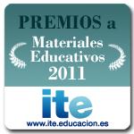 Logo Premios ITE 2011