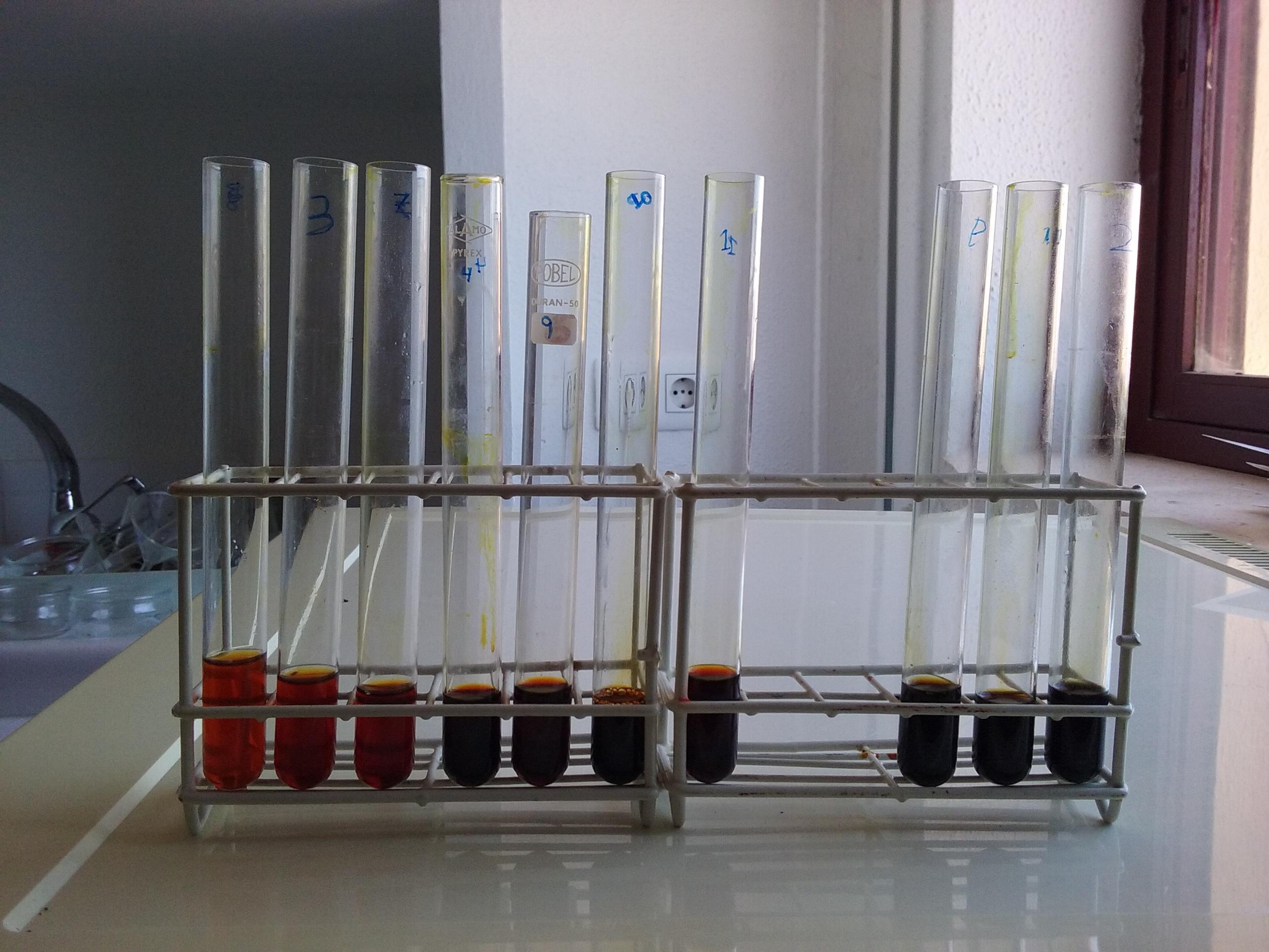profundiza 1516 tubos ensayo