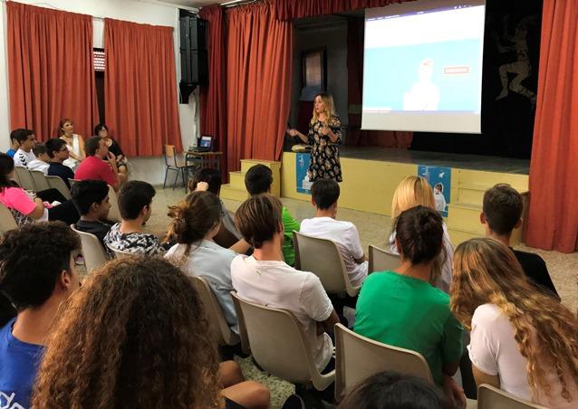 Pepi Moreno_IAM Campaña Niñas TIC