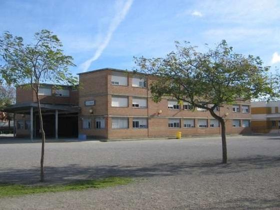 vista general colegio
