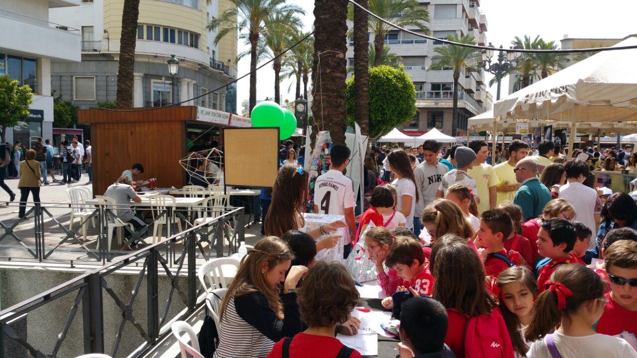 Feria Ciencia 2015-2
