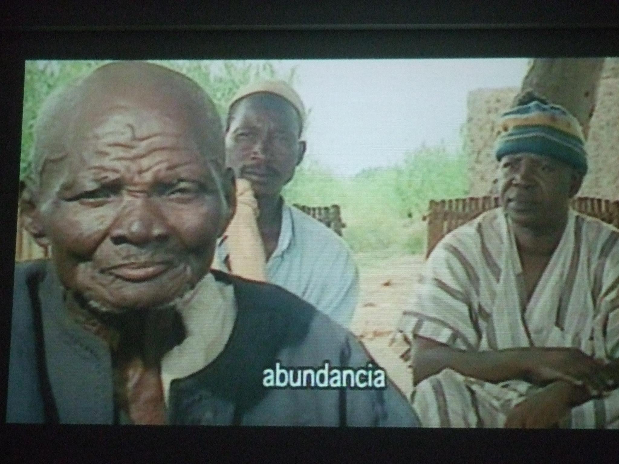 sitio web africano besando