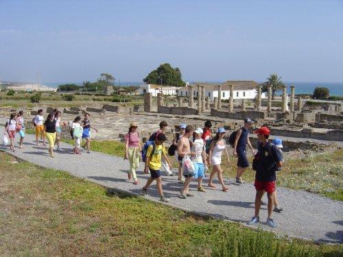 Excursion a Algeciras Curso 2005/06