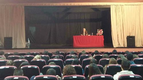 Circuito LIterario Andaluz - Conferencia Amaya Zulueta 1