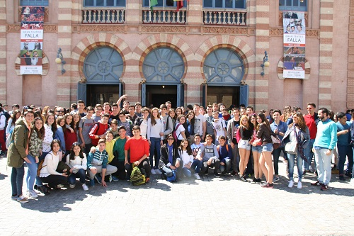 Excursión a Cádiz, abril 2016. Teatro Falla y Diario de Cádiz