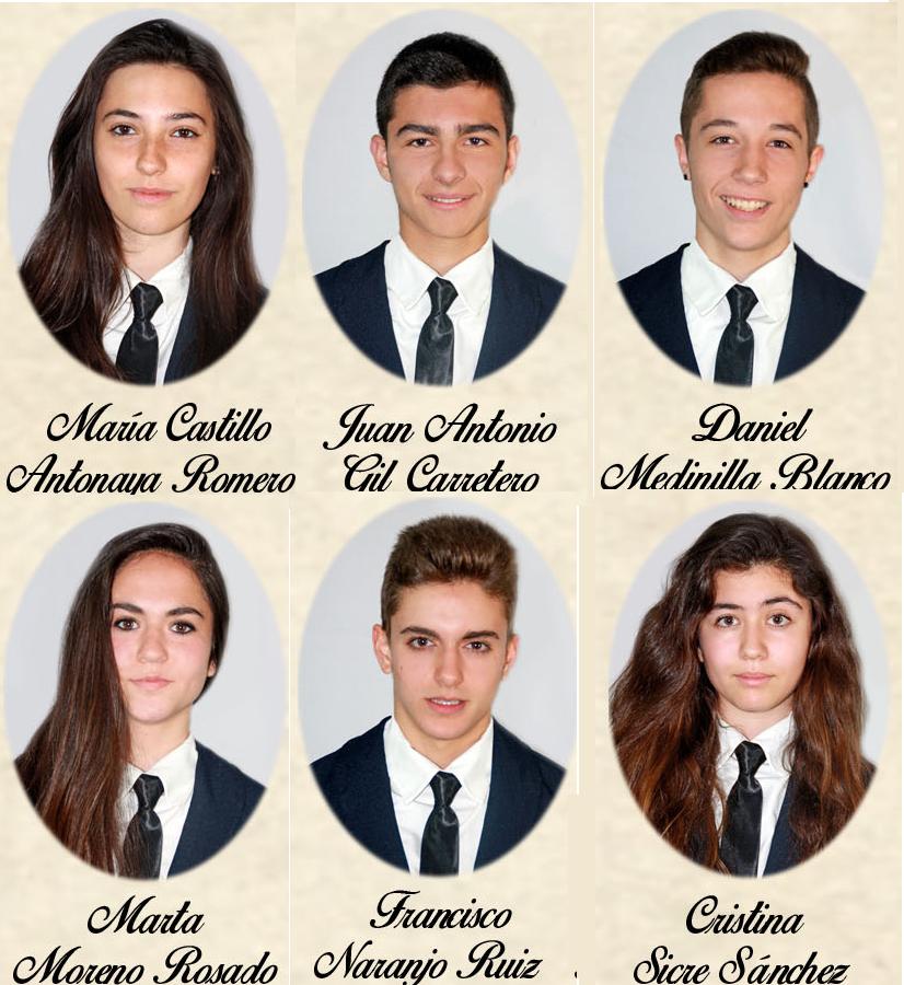 Seis matriculas de honor del Fatou en 2016