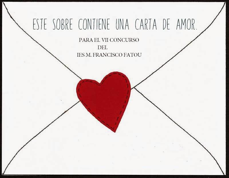 VI Concurso de Cartas de Amor