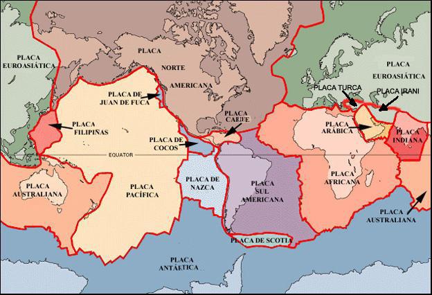 Eurasian Tectonics  Home