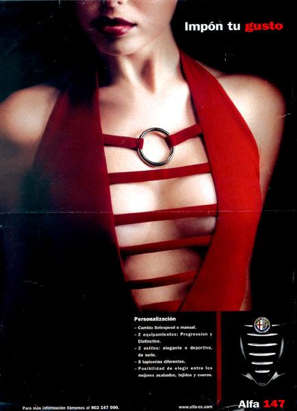 Alfa Romeo Mujer