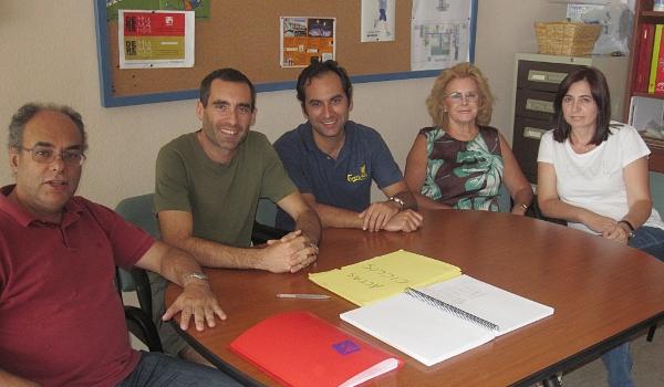 Jefatura de Estudios, julio 2014