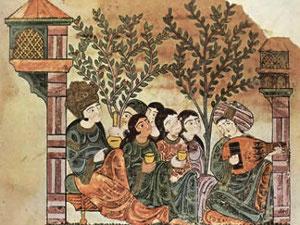 El jardín de Ziryab, música medieval