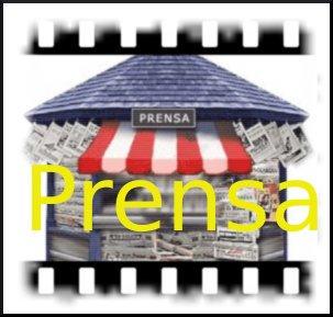 Kiosko de Prensa