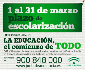 Logo Escolarización