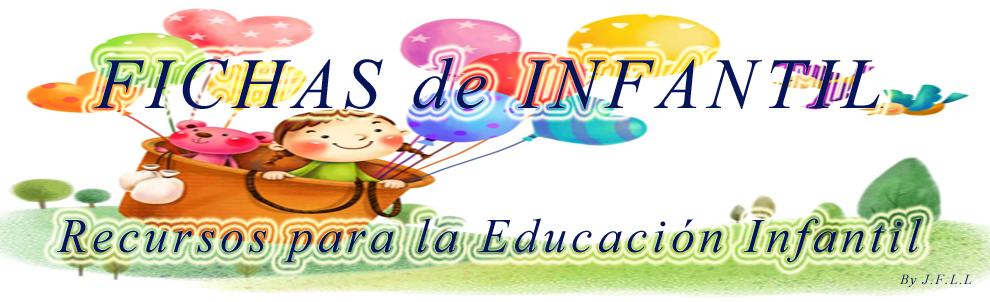 FICHAS DE INFANTIL