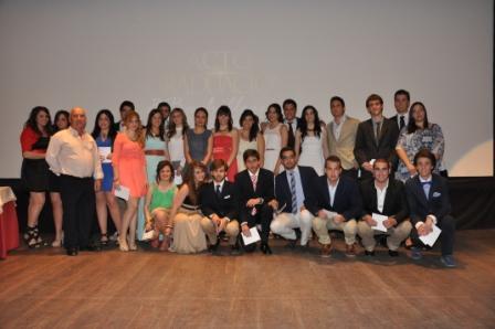 Graduación 2º Bachillerato - 6