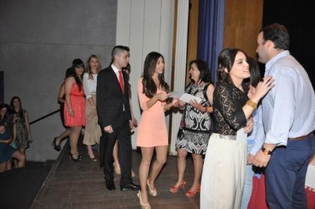 Graduación 2º Bachillerato - 8