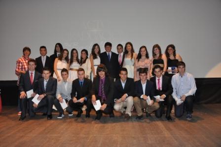 Graduación 2º Bachillerato - 12
