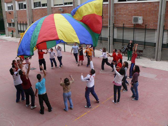 deporte en la escuela