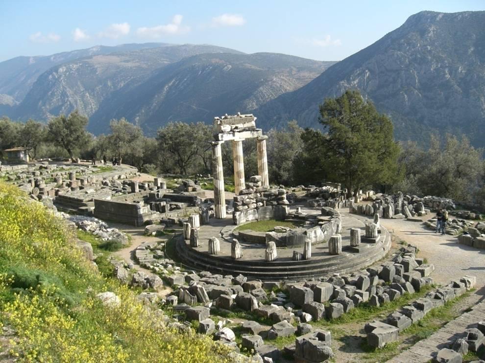 Santuario de Atenas Pronaia