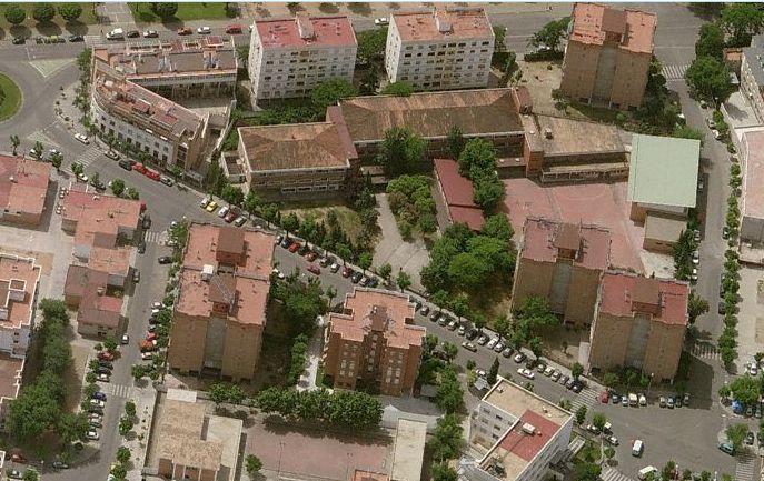 imagen aerea del instituto