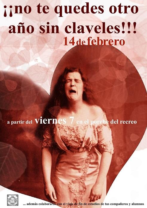 Cartel San Valentin 2014