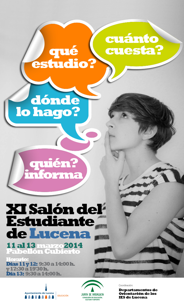 salon del estudiante 2014