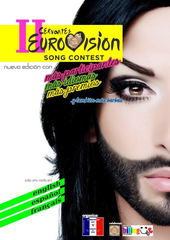 II FESTIVAL CERVANTES EUROVISIÓN 2016