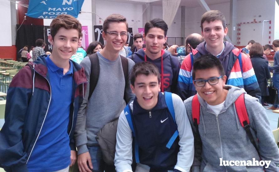 alumno 5º puesto olimpiada matematica