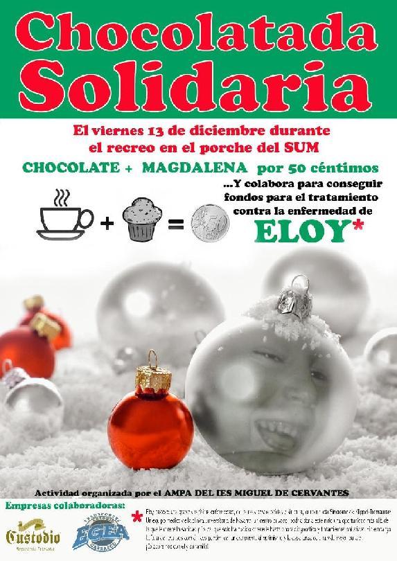 chocolatada solidaria 2013