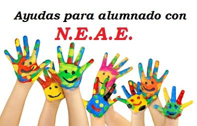 Ayudas NEAE