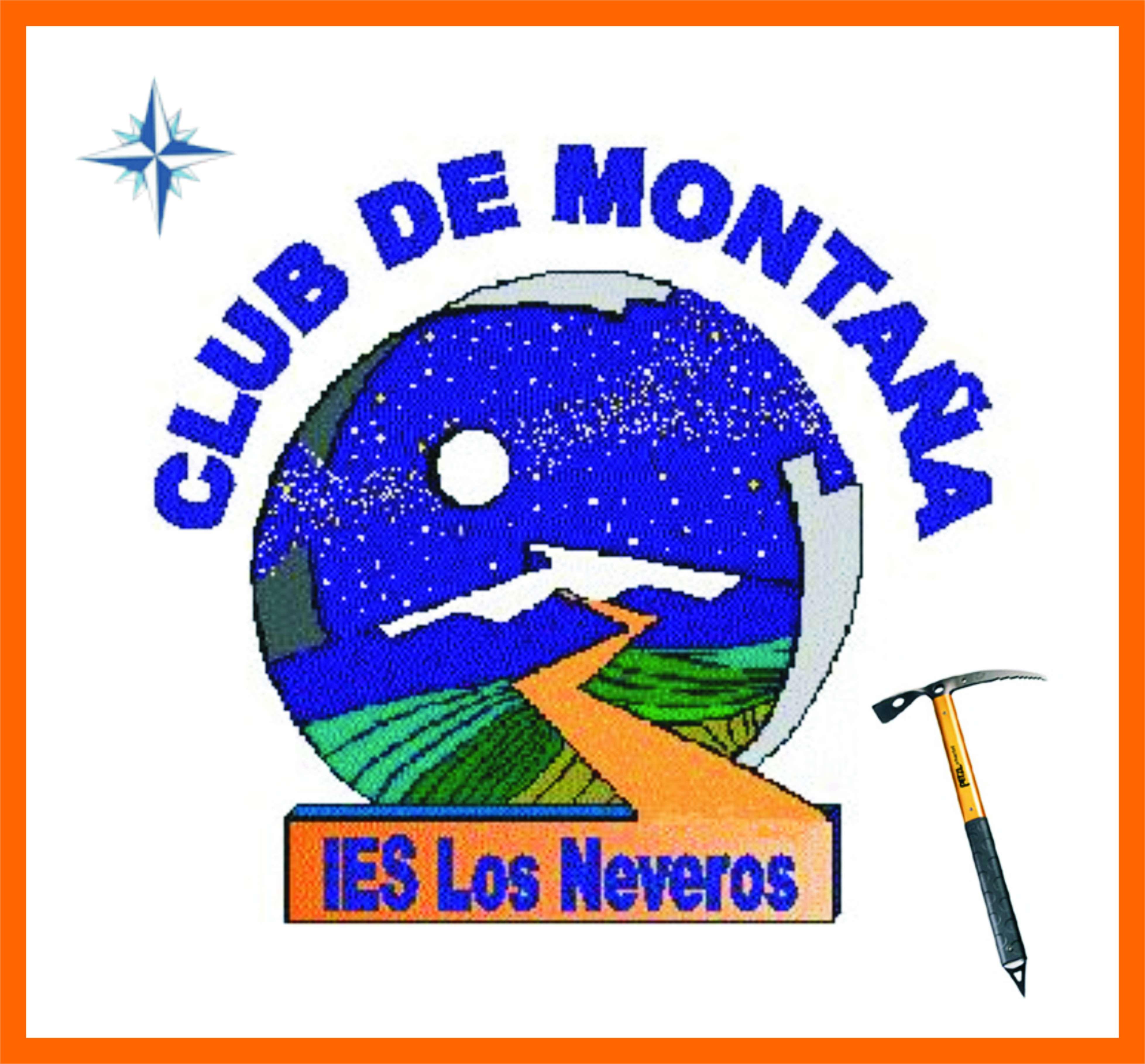 Logo Club Montañero IES Los Neveros