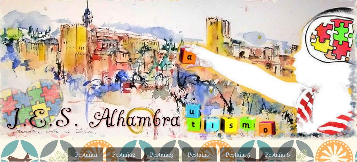 Aula TEA IES Alhambra