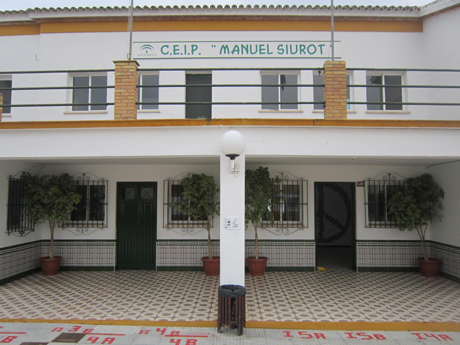 Colegio Manuel Siurot (La Palma Cdo.)