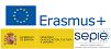 Logo Erasmus y SEPIE