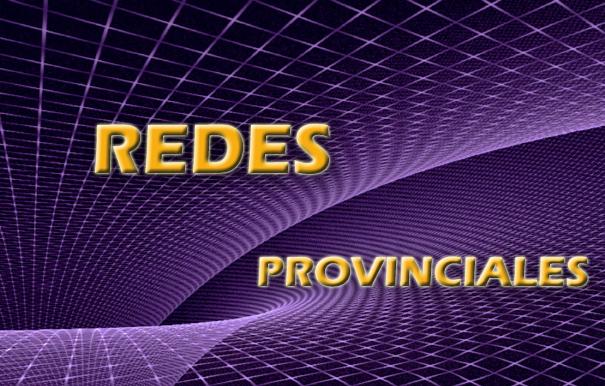 redes provinciales de huleva