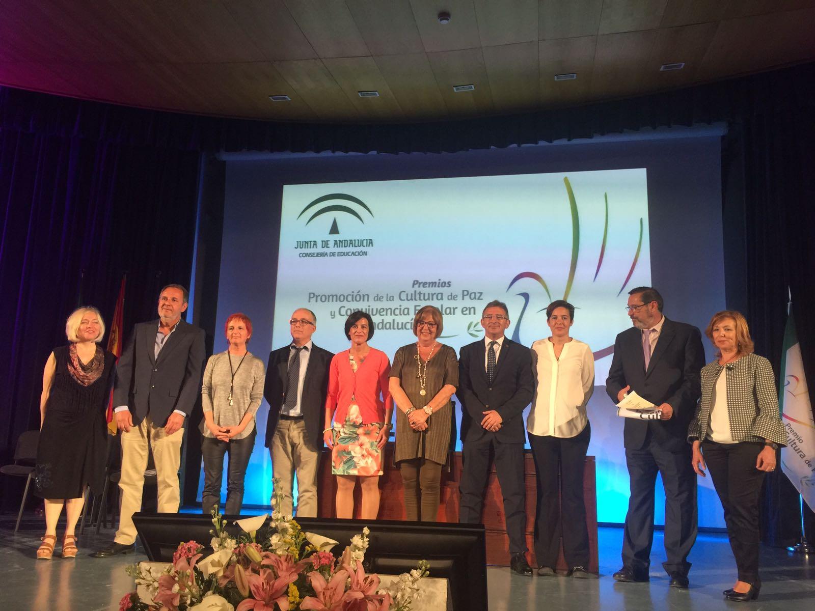 Premio promocion cultura Paz y Convivencia