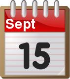 Almanaque 15 de septiembre