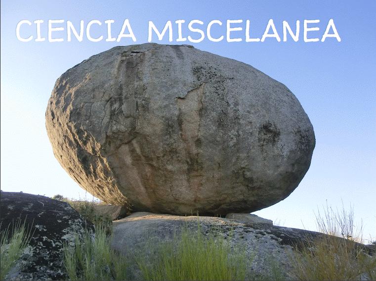 Ciencia Miscelanea