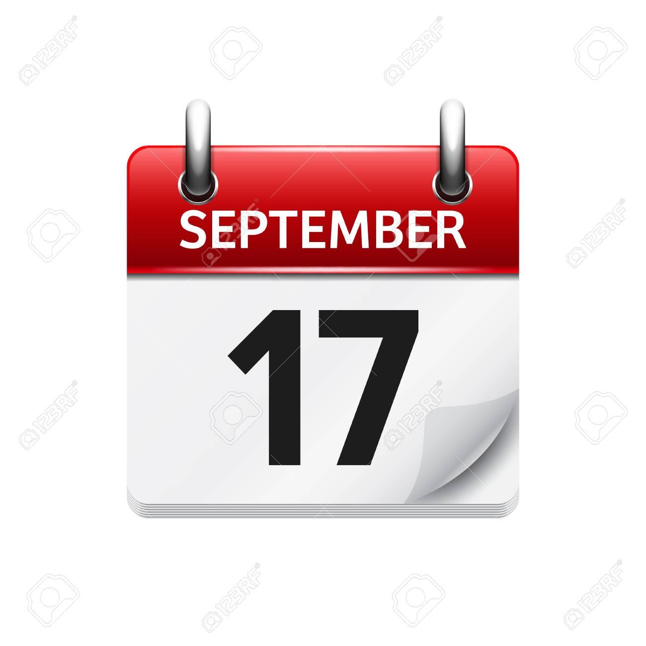 2019 calendario 17 sept