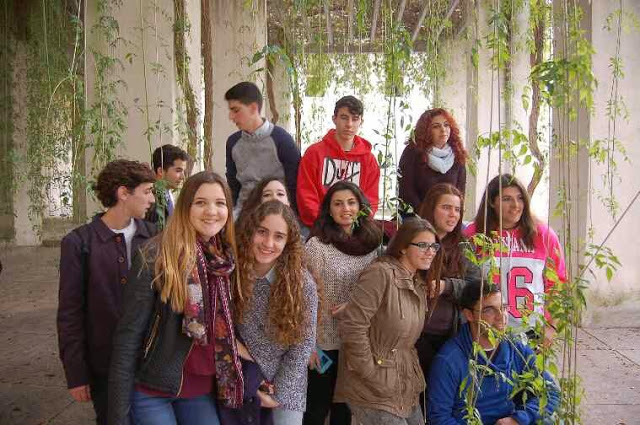 Visita Museo Sevilla 2015