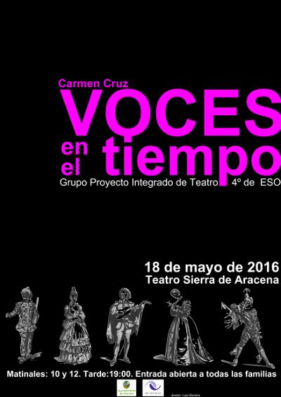 2016 Mini Teatro Voces en el tiempo