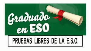2019 Pruebas Libres Titulo ESO
